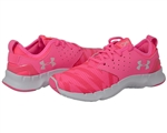 Under Armour: Flow Checkered - Pink Punk