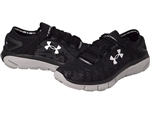 Under Armour: 1270235-001 Speedform Fortis Vent Black
