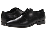 Florsheim Jet Cap Toe Oxford Black