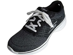 Skechers: GO Walk 4 Exceed Black White
