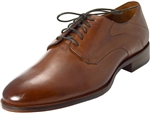 Johnston & Murphy: Nolen Plain Toe Magogany
