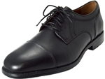 Johnston & Murphy: Branning Cap Toe Black