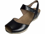 Dansko: Vera Burnished Black