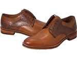 Johnston & Murphy: Conard Saddle Tan