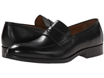 Johnston & Murphy: Beckwith Penny Loafer Black