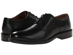 Johnston & Murphy: Tabor Plain Toe Black