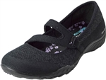 Skechers: Breathe Easy Lucky Lady Black