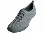 Skechers: Breathe-Easy Fortuneknit Gray