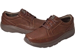 Clarks: Charton Vibe Brown