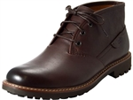 Clarks: Montacute Duke Chestnut