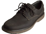 Clarks: Cushox Pace Dark Brown