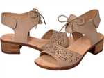 Dansko: Liz Taupe Antiqued