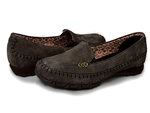 Skechers: 48930 Bikers - Pedestrian Chocolate
