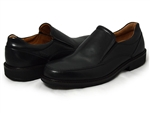 Ecco: Holton Apron Toe Slip On Black