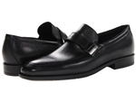 Ecco Edinburgh Buckle Slip On Black
