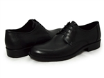 Ecco: Harold Plain Toe Tie Black