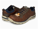 Skechers: 64437 Relaxed Fit: Superior - Emens Brown