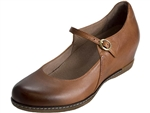 Dansko: Loralie Saddle Burnished Nubuck