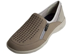 Rockport: TruFlex Slip On Tan