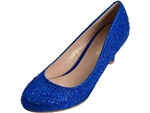Blossom: Bertha 16 Royal Blue