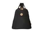 Int.Gld Cairo Backpack Blk w/Sand Lining