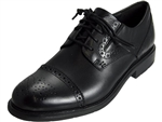 Rockport: TMD Cap Toe Black