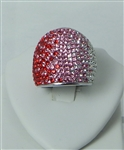 Pink Lt.Siam Ring Size 7