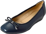 Naturalizer: Dove Navy Leather