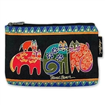 Tasai Cats Cosmetic Bag
