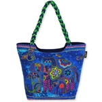 Canine Family Lrg Scoop Tote