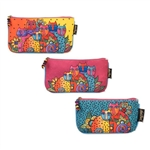 Feline Clan 3 Cosmetic Bag Set