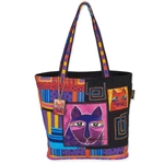Whiskered Cats Tote