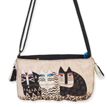 Wild Cats Mini Crossbody