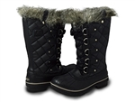 Sorel: Tofino Quilted Boot Black