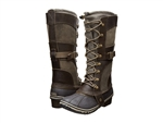 Sorel Conquest Carly Camo Brown-Pebble