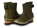 Sorel: Slimboot Pull On Boot Nori