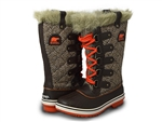 Sorel: Tofino Cordovan Brown Multi
