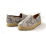 Steve Madden Pacificc Natural Snake