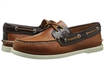 Sperry Topsider A/O 2-EYE Cyclone Tan-Amaretto