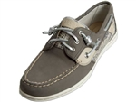 Sperry Topsider: Songfish Python Grey