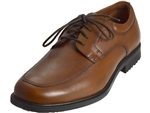 Rockport: Essential Details WP Apron Toe Tan Antique Leather