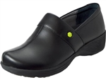 Dansko: Camellia Black Leather