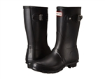 Hunter Boots Original Short Black