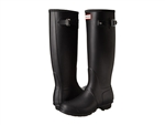 Hunter Boots Original Tall Matte Black