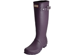 Hunter Boots: Tall Purple Urchin