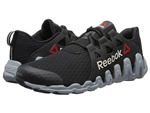 Reebok Zigtech Big n Fast Black-Grey