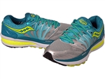 Saucony: Hurricane ISO 2 Blue, Grey