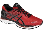 Asics: Gel-Nimbus 18 Red