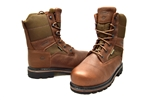 "Wolverine: Novack Waterproof Insulated 8"" Hunting Boot Brown/Real Brown"