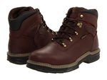 "Wolverine: Buccaneer 6"" Waterproof Steel Toe Brown"